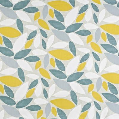 Pimlico Saffron  100% Cotton  137cm wide | 32cm  Curtaining