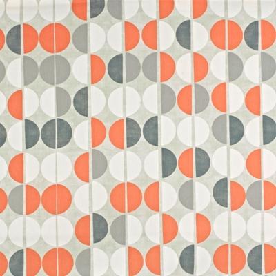 Shoreditch Mango  100% Cotton  137cm wide | 64cm  Curtaining