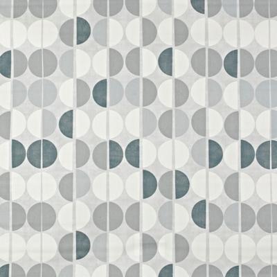 Shoreditch Pebble  100% Cotton  137cm wide | 64cm  Curtaining