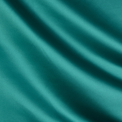 Royalty Turquoise  100% Polyester  137cm wide | Plain  Dual Purpose 20,000 Rubs