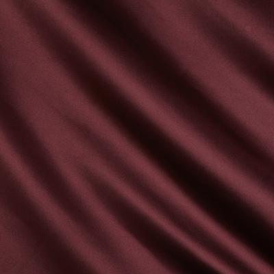 Royalty Bordeaux  100% Polyester  137cm wide   Plain  Dual Purpose 20,000 Rubs