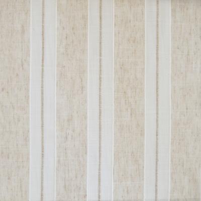 Parody Linen  90% Polyester/10% Linen  280cm drop | Vertical Stripe  Curtaining