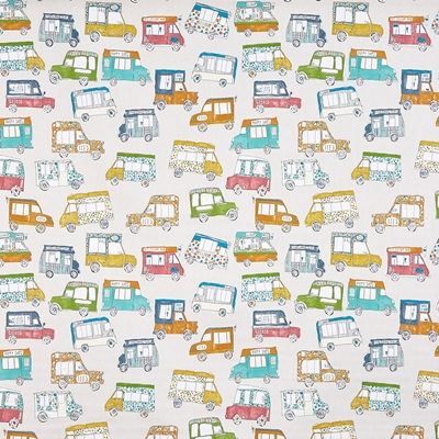 Gelato Marmalade  100% Cotton  140cm wide | 64cm  Curtaining & Accessories
