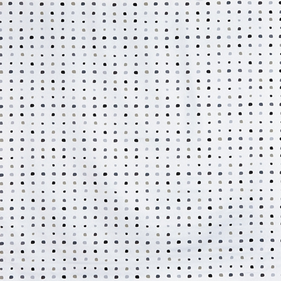 Millions Graphite  100% Cotton  140cm wide | 32cm  Curtaining & Accessories