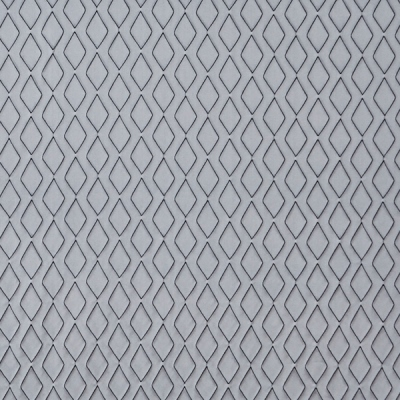 Planetoid Silver  99% Polyester/ 1% Lycra  Approx. 143cm | 5.5cm  Curtaining
