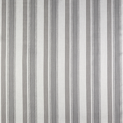 Quay Slate  100% Polyester  Approx. 144cm | Vertical Stripe  Dual Purpose 120,000 Rubs