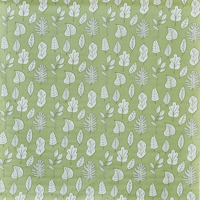Biscayne Palm  100% Cotton  Approx. 137cm | 32cm  Curtaining