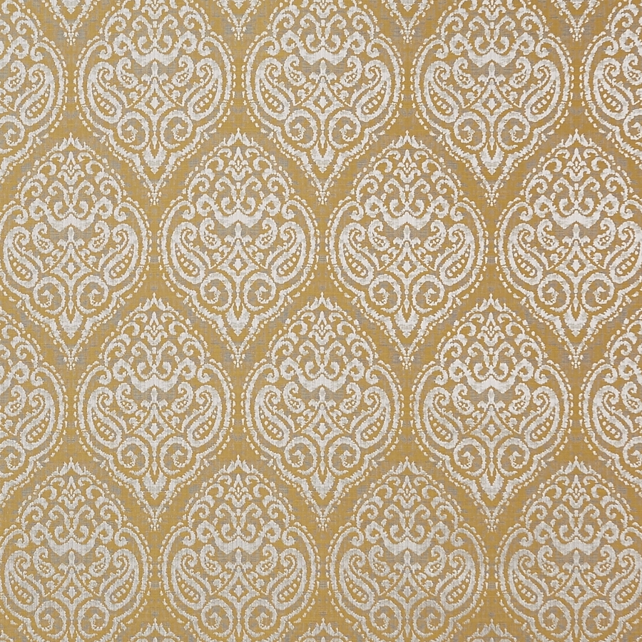 Emotion Ochre  58% Polyester/ 42% Cotton  140cm | 45cm  Curtaining