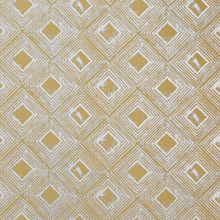 Fable Ochre  58% Polyester/ 42% Cotton  140cm | 22cm  Curtaining