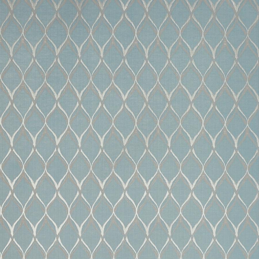 Mystique Marine  58% Polyester/ 42% Cotton  140cm | 30.5cm  Curtaining