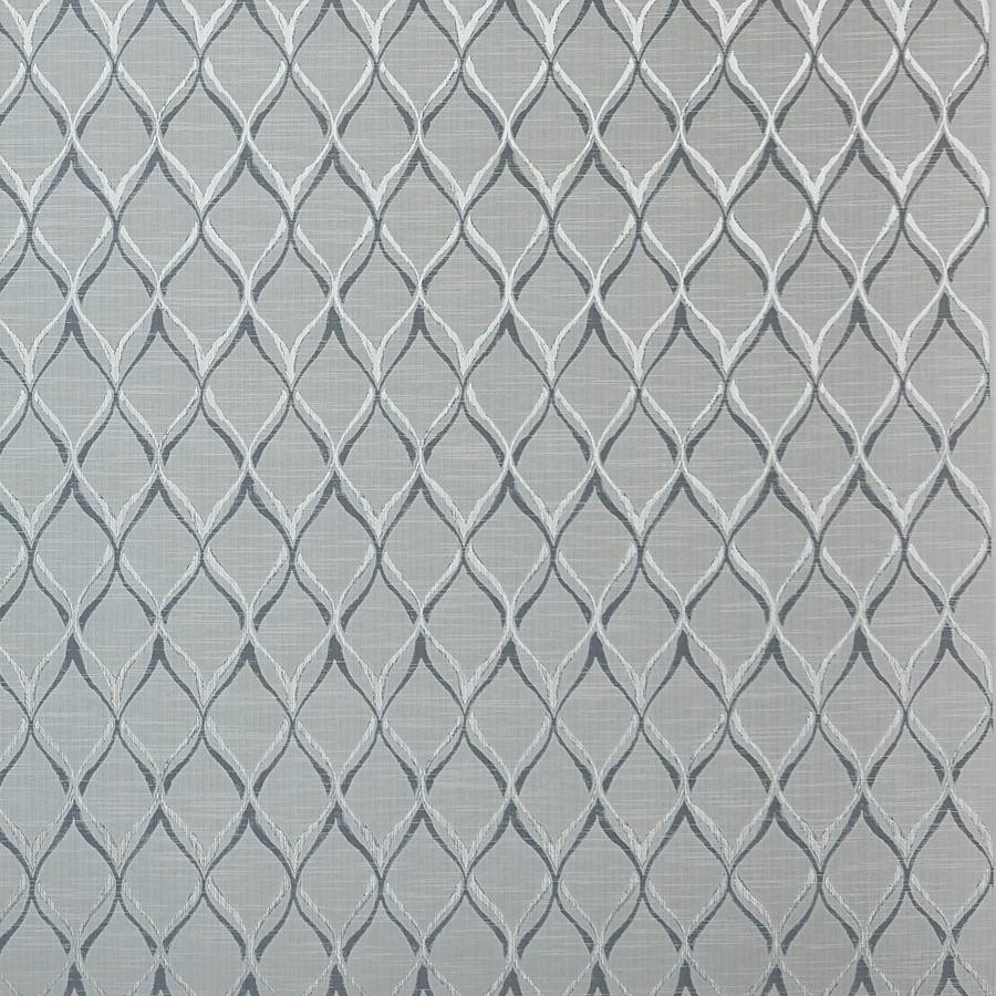 Mystique Sterling  58% Polyester/ 42% Cotton  140cm | 30.5cm  Curtaining