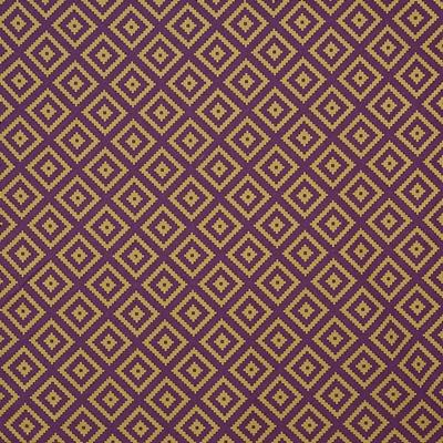 Seville Crocus  69% Poly/ 29% Cott/ 2% Visc  140cm (useable 125cm) | 15.8cm  Curtaining & Accessories  Embroidered