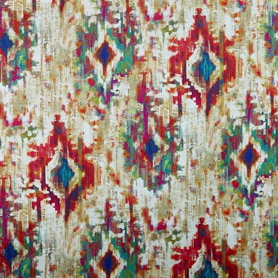 Bohemia Calypso  100% Polyester  139cm | 101.7cm  Dual Purpose 70,000 Rubs  Digitally - printed