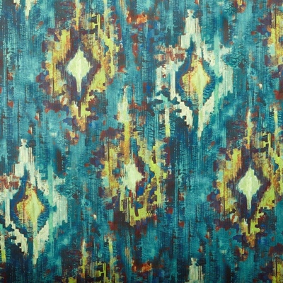 Bohemia Adriatic  100% Polyester  139cm | 101.7cm  Dual Purpose 70,000 Rubs  Digitally - printed