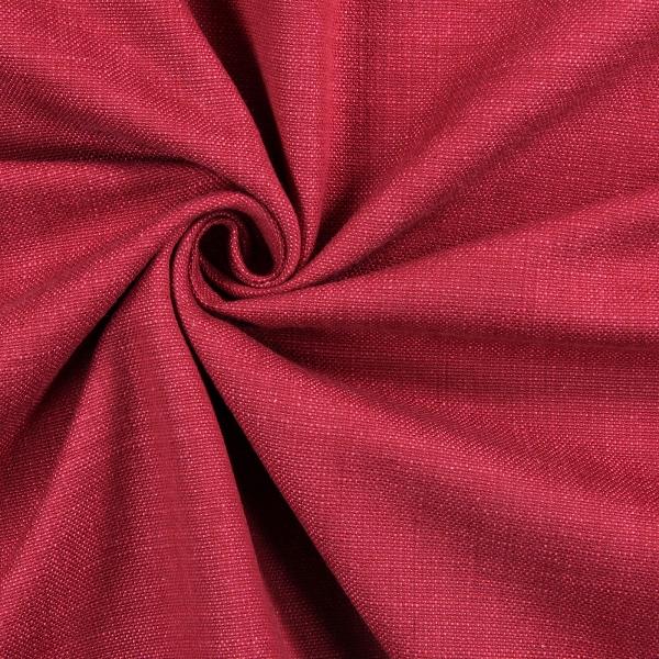 Galway Rasberry  100% Cotton  140cm | Plain  Dual Purpose 20,000 Rubs