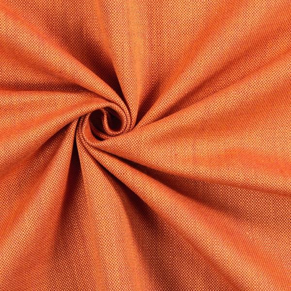 Galway Mandarin  100% Cotton  140cm | Plain  Dual Purpose 20,000 Rubs
