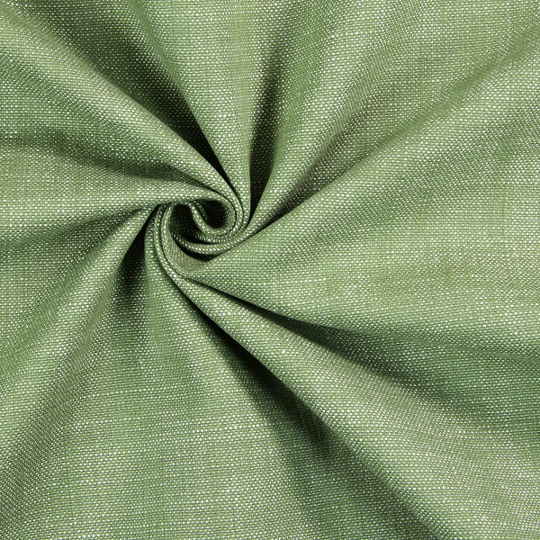 Galway Grass  100% Cotton  140cm | Plain  Dual Purpose 20,000 Rubs
