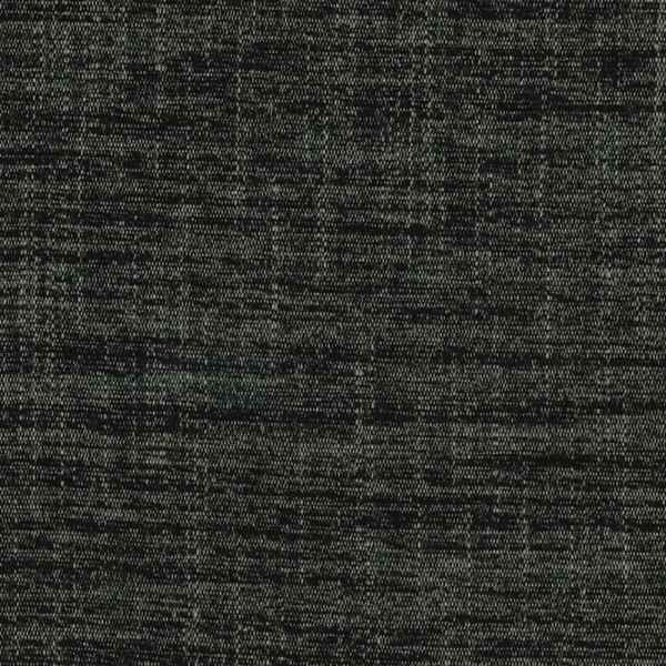Siberia Charcoal  55% Polyester 33% Viscose/ 12% Cotton  140cm | Plain  Upholstery 25,000 Rubs