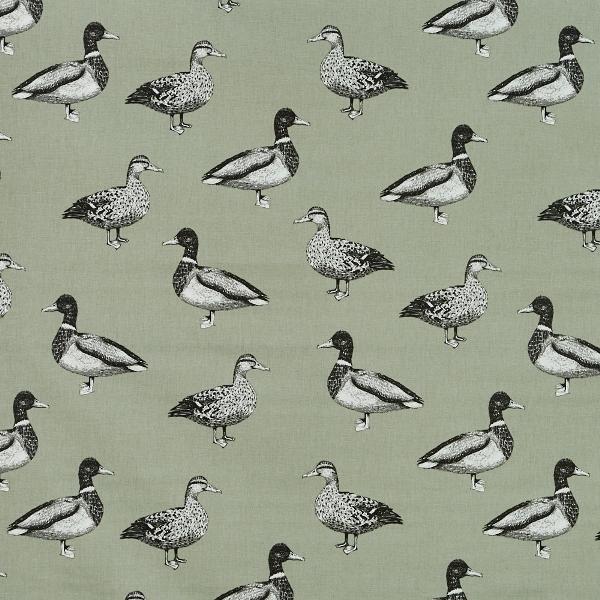 Duck Stone  100% Cotton  137cm | 63cm  Curtaining