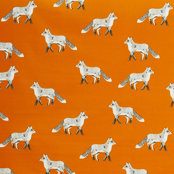 Fox Umber  100% Cotton  137cm | 63cm  Curtaining