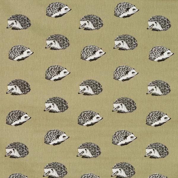 Hedgehog Moss  100% Cotton  137cm | 32cm  Curtaining