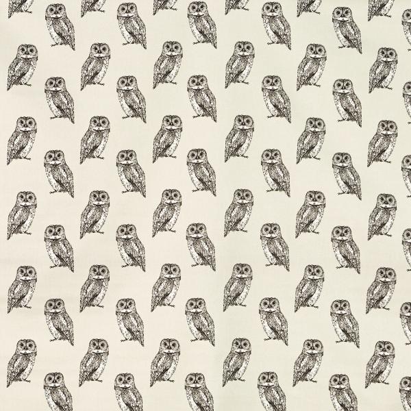 Owlet Canvas  100% Cotton  137cm | 15.5cm  Curtaining
