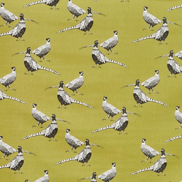 Pheasant Fern  100% Cotton  137cm | 63cm  Curtaining