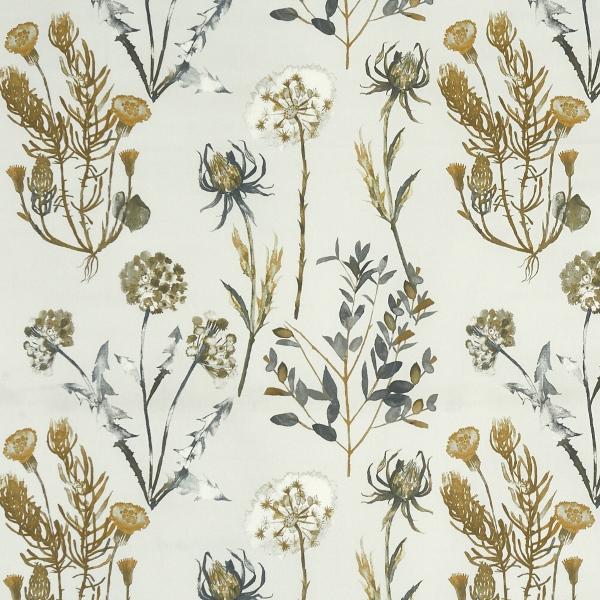 Allium Ember  100% Cotton  Approx. 140cm | 64cm  Curtaining