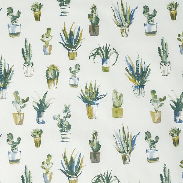 Cactus Fennel  100% Cotton  Approx. 140cm | 64cm  Curtaining