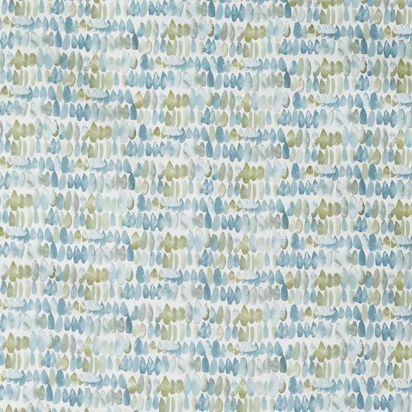 Dash Slate Blue  100% Cotton  Approx. 140cm | 32cm  Curtaining