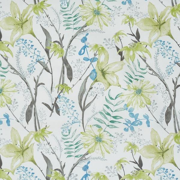 Roof Garden Fennel  100% Cotton  Approx. 140cm | 64cm  Curtaining