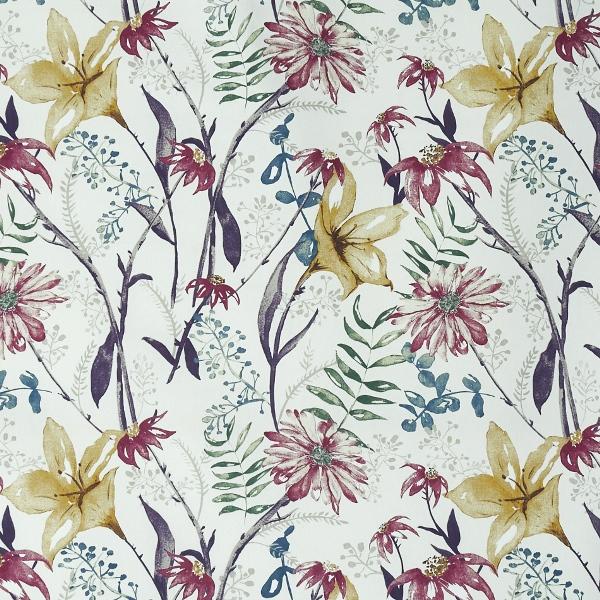 Roof Garden Jewel  100% Cotton  Approx. 140cm | 64cm  Curtaining