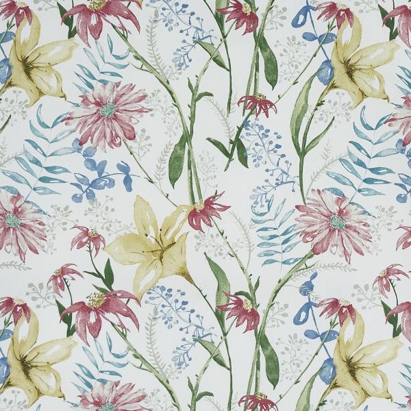 Roof Garden Summer  100% Cotton  Approx. 140cm | 64cm  Curtaining