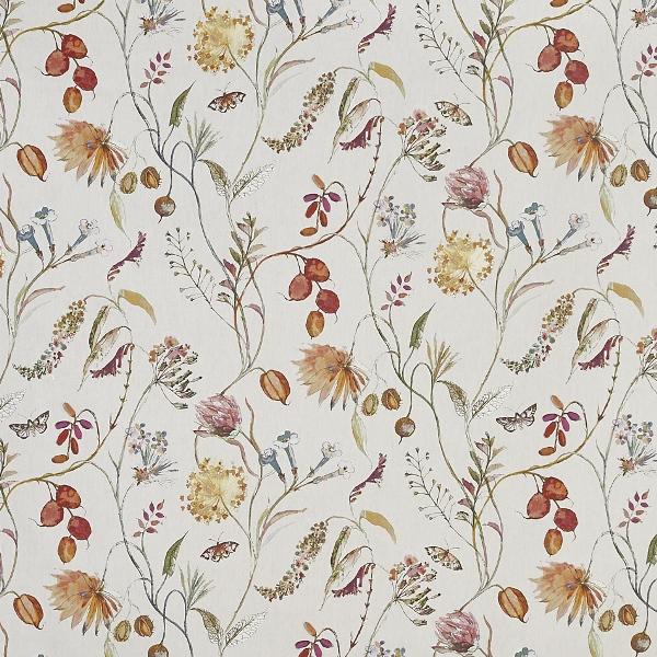 Grove Auburn  100% Cotton  Approx. 140cm | 64cm  Curtaining