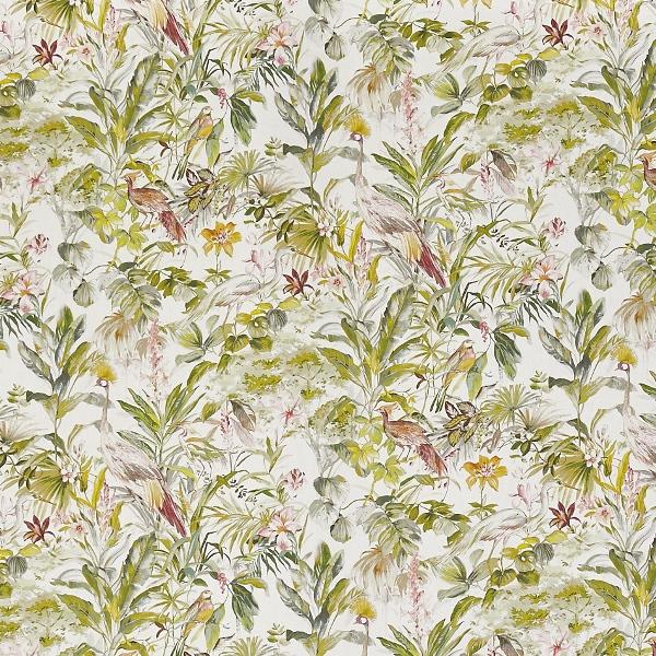 Paradiso Springtime  100% Cotton  Approx. 140cm | 64cm  Curtaining