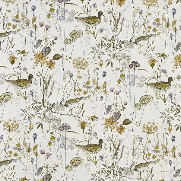 Wetlands Fennel  100% Cotton  Approx. 140cm | 64cm  Curtaining