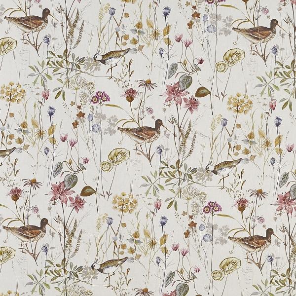 Wetlands Rosemist  100% Cotton  Approx. 140cm | 64cm  Curtaining