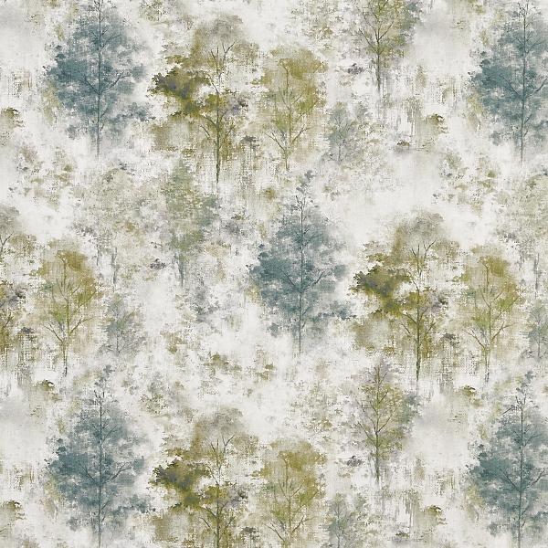 Woodlands Lagoon  100% Cotton  Approx. 140cm | 64cm  Curtaining