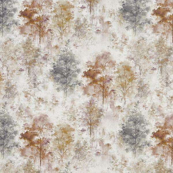 Woodlands Rosemist  100% Cotton  Approx. 140cm | 64cm  Curtaining