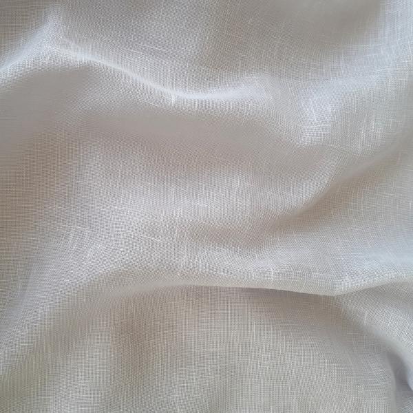 Muslin Quicksilver  100% Polyester  Approx. 300cm drop   Plain  Curtaining