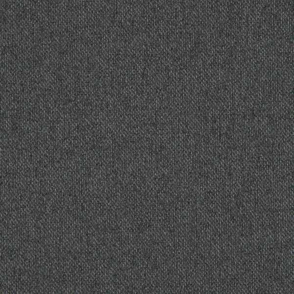 Ampersand Charcoal  100% Polyester  Approx. 145cm | Plain  Upholstery 100,000 Rubs  Flame Retardant | Water Repellant
