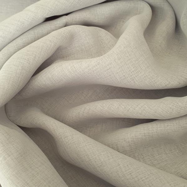 Storm Fog  100% Polyester  Approx. 300cm drop   Plain  Curtaining