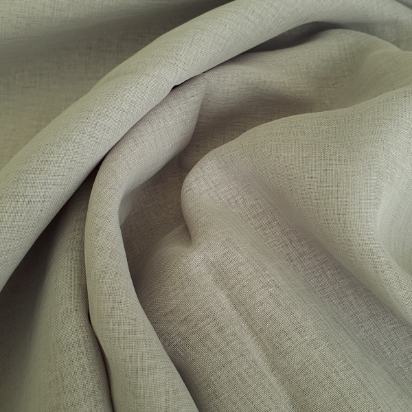 Storm Mineral  100% Polyester  Approx. 300cm drop   Plain  Curtaining