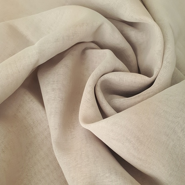 Storm Stone  100% Polyester  Approx. 300cm drop   Plain  Curtaining
