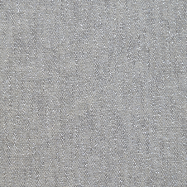 Glitter Sterling  100% Polyester  Approx. 300cm drop   Plain  Curtaining