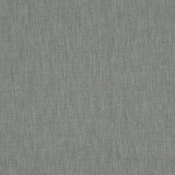 Glamour Aluminium  80% Polyester/ 20% Cotton  Approx. 305cm (railroaded) | Plain  Curtaining & Accessories  Flame Retardant