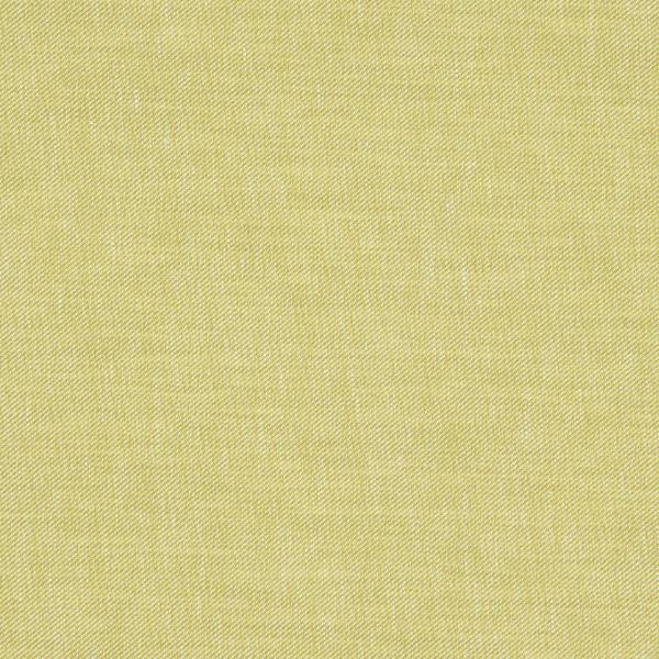 Glamour Chartreuse  80% Polyester/ 20% Cotton  Approx. 305cm (railroaded) | Plain  Curtaining & Accessories  Flame Retardant