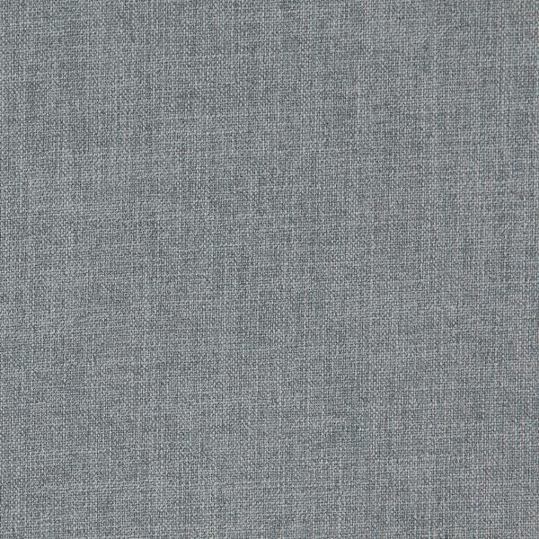 Noblesse Steel  100% Polyester  Approx. 291cm (railroaded) | Plain  Curtaining & Accessories  Flame Retardant