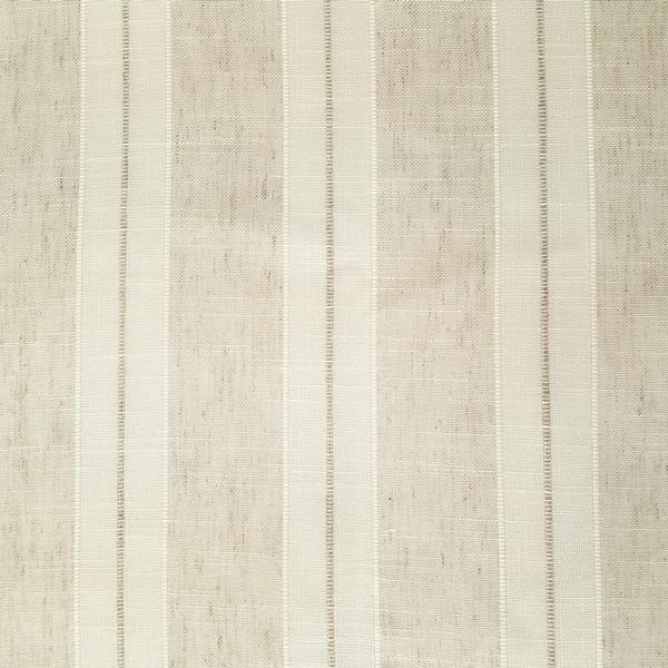 Parody Linen  90% Polyester/10% Linen  Approx. 280cm drop   Vertical Stripe  Curtaining