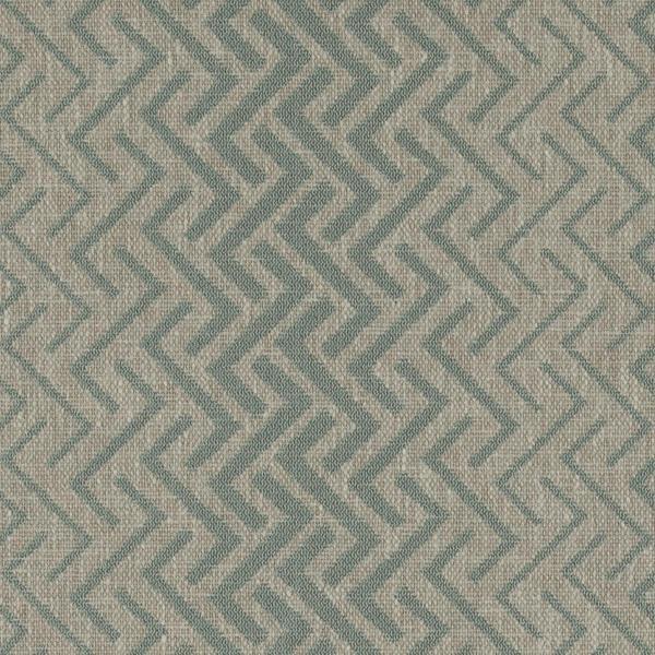 Glints Lagoon  47% Polyester/ 32% Cotton/ 21% Viscose  Approx. 138cm   3.5cm  Curtaining & Accessories  Flame Retardant